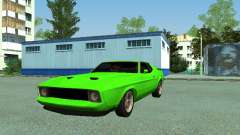 Ford Mustang berline pour GTA San Andreas