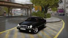 Mercedes-Benz E280 Beta pour GTA 4
