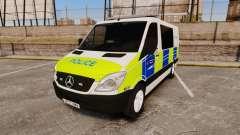 Mercedes-Benz Sprinter 211 CDI Police [ELS]