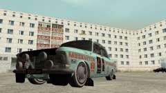 Moskwitsch 412 Rallye für GTA San Andreas