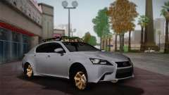 Lexus GS250 F