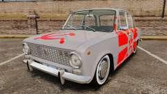 VAZ-Lada 2101 URSS