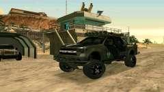 Ford F150 Raptor Unique Edition pour GTA San Andreas