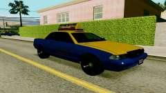 GTA V Taxi