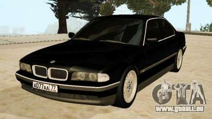 BMW 730 E38 pour GTA San Andreas