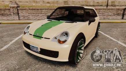 GTA V Weeny Issi v2.0 für GTA 4