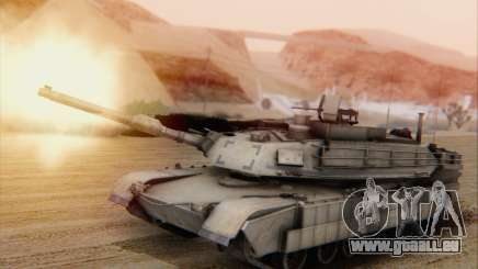 M1A2 Abrams pour GTA San Andreas