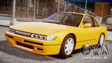 Nissan 240sx Mal de 1992 pour GTA 4