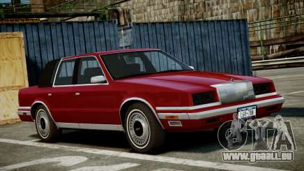 Chrysler New Yorker 1988 für GTA 4