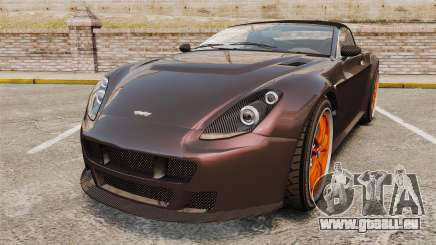 GTA V Dewbauchee Rapid GT pour GTA 4