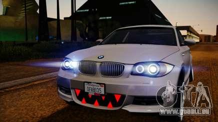 BMW 135i pour GTA San Andreas