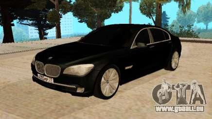 BMW 730Li pour GTA San Andreas