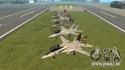 F-14 LQ für GTA San Andreas