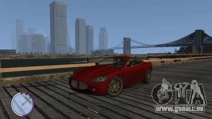 F620 из GTA 4 EFLC TBOGT pour GTA 4