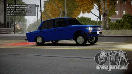 VAZ 2106 Baku pour GTA 4