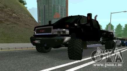 GMC Topkick für GTA San Andreas
