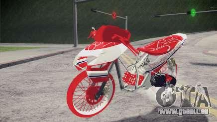 Vario Drag version JKT48 für GTA San Andreas
