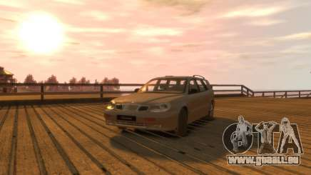 Daewoo Leganza Wagon pour GTA 4