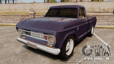 Chevrolet C10 1974 pour GTA 4