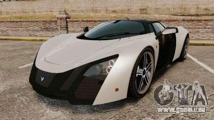Marussia B2 für GTA 4