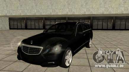 Mercedes-Benz w212 E-class Estate für GTA San Andreas