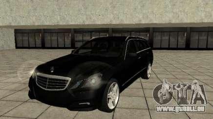 Mercedes-Benz w212 E-class Estate pour GTA San Andreas