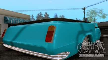 Trailer zum Vaz 2102 für GTA San Andreas
