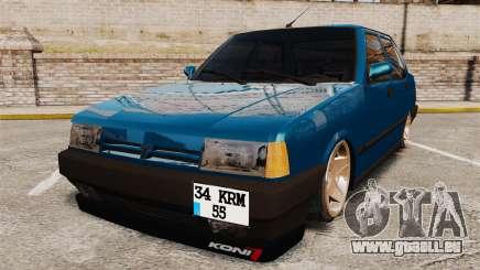 Tofas Sahin v2.0 für GTA 4