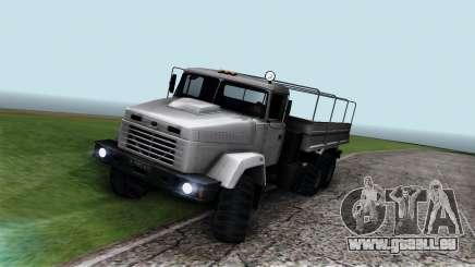 Kraz 6322 pour GTA San Andreas
