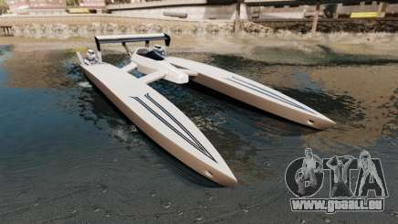 Dragboat Twin V8 für GTA 4