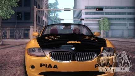 BMW Z4 V10 Stanced für GTA San Andreas