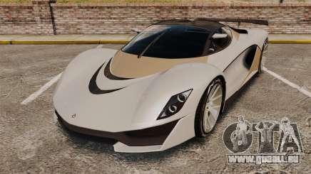 GTA V Grotti Turismo R pour GTA 4