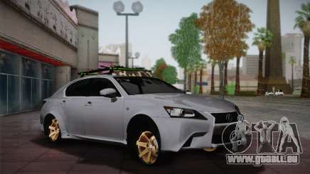 Lexus GS250 F für GTA San Andreas