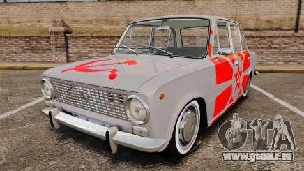 VAZ-Lada 2101 UdSSR für GTA 4