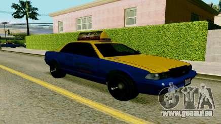 GTA V Taxi pour GTA San Andreas