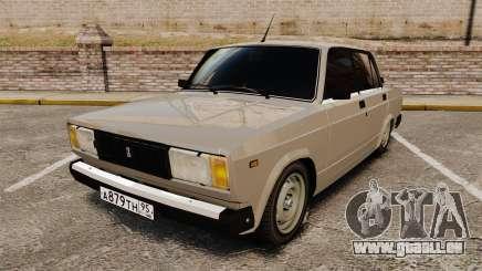 VAZ-2105 pour GTA 4