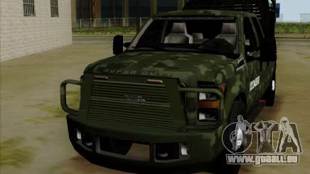 Ford F350 pour GTA San Andreas