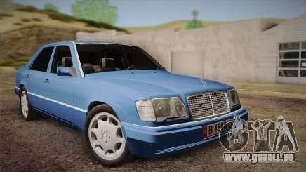Mercedes-Benz E320 W124 pour GTA San Andreas
