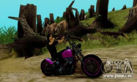 Glenn Danzig Skin für GTA San Andreas achten Screenshot