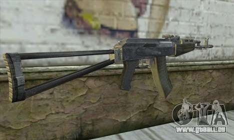 AK47 из S.T.A.L.K.E.R. für GTA San Andreas zweiten Screenshot
