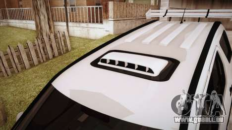 Honda CR-V Hellaflush pour GTA San Andreas vue de droite