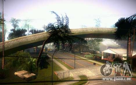 New Grove Street für GTA San Andreas her Screenshot