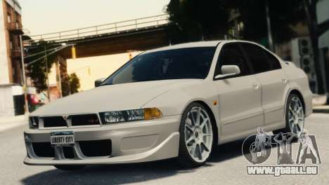 Mitsubishi Galant8 VR-4 pour GTA 4