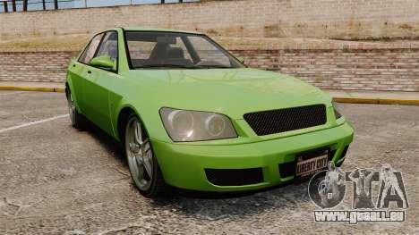 Sultan New Wheel pour GTA 4