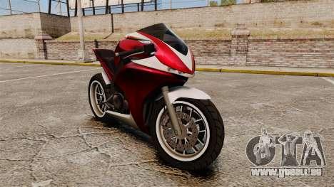 GTA IV TBoGT Dinka Double T für GTA 4