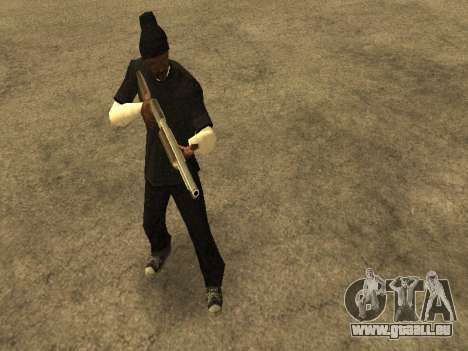 Beta Sweet skin für GTA San Andreas sechsten Screenshot