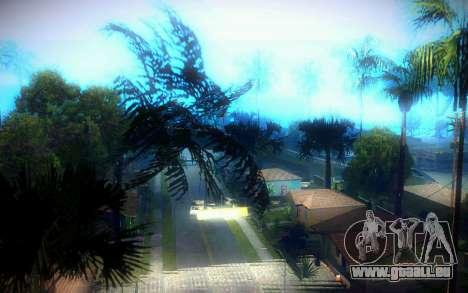 New Grove Street für GTA San Andreas zweiten Screenshot