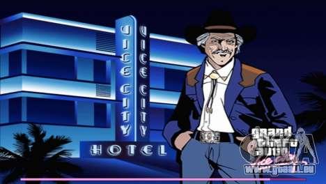 Boot-screens mit PS2-version für GTA Vice City dritte Screenshot
