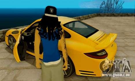 Ophelia v2 pour GTA San Andreas septième écran
