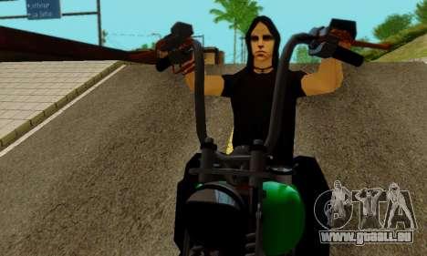 Glenn Danzig Skin für GTA San Andreas